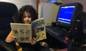 7-latka wydała swoją pierwszą grę na Steamie