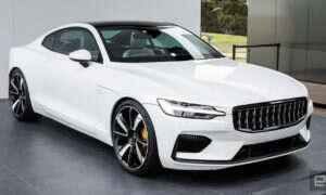 Polestar namiesza na rynku samochodów hybrydowych