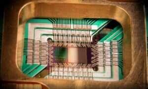 Obiektyw aparatu może połączyć komputery kwantowe z siecią