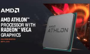 Nowy procesor Athlon 200GE od AMD