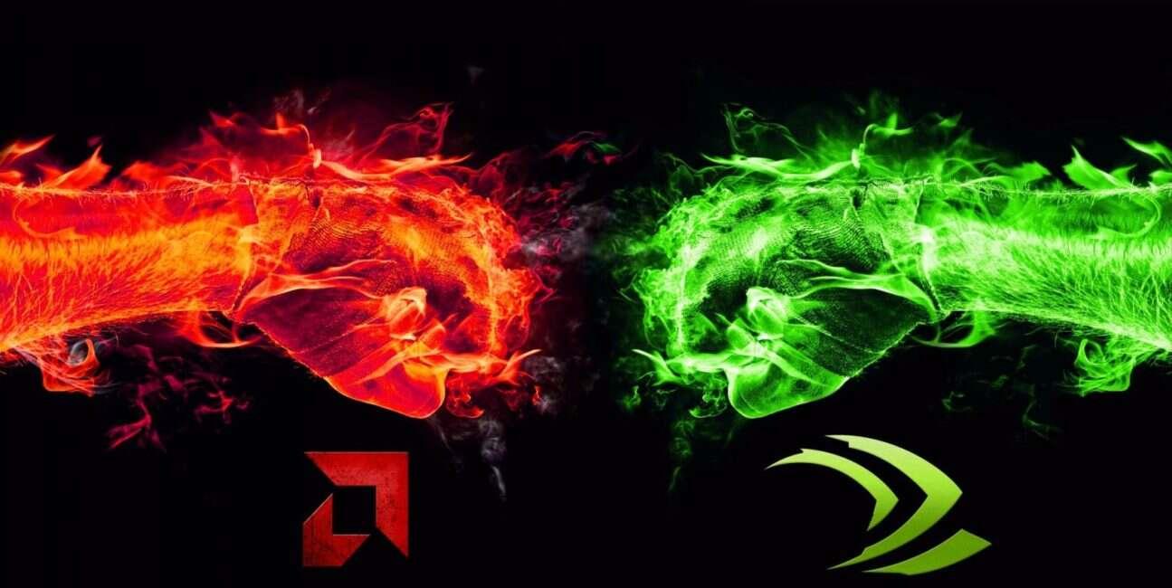 AMD, Nvidia, GPU, statystyki, rynek, karty graficzne, rynek GPU