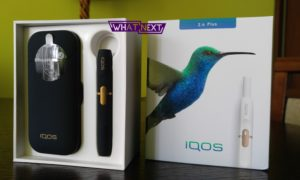 Test nowej wersji IQOS