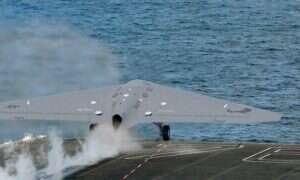 Lockheed Martin pokazało tankowce wykonane w technologii stealth