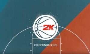 Rusza program charytatywny 2K Foundations