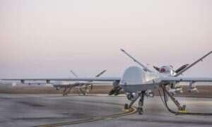 Dron zestrzelił innego drona – pierwszy tego typu starcie na świecie