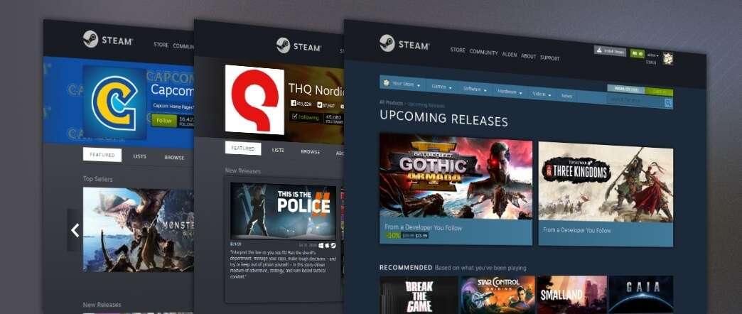 Steam, Valve, sklep Steam, zmiany, treści dla dorosłych, Valve Steam, Valve, Steam, platforma
