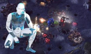 Walka sztucznej inteligencji w Starcraft 2