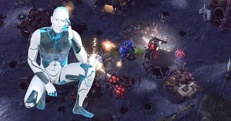 TSTARBOT1, TSTARBOT2, Tencent, SI, sztuczna inteligencja, gry, Starcraft, Blizzard,