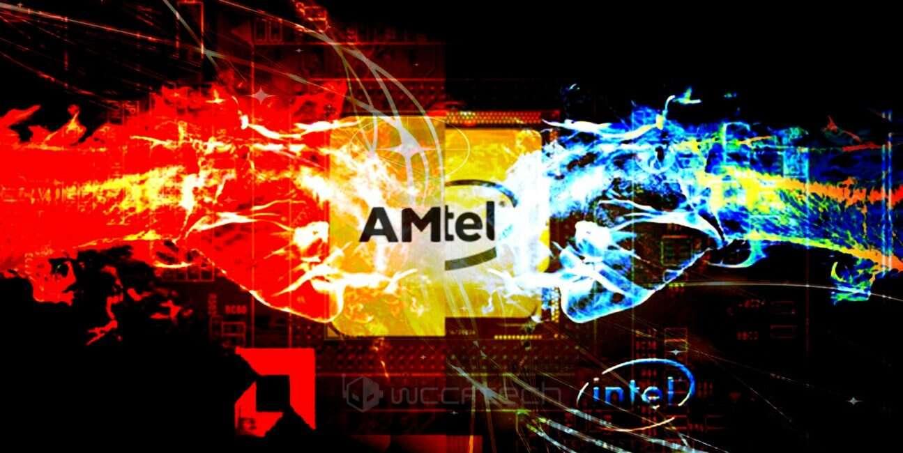 Sprzedaż procesorów AMD w ogromnym stopniu przewyższa tą Intela