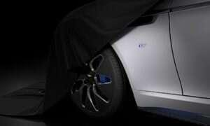 Rapid E to pierwszy samochód elektryczny od Aston Martin
