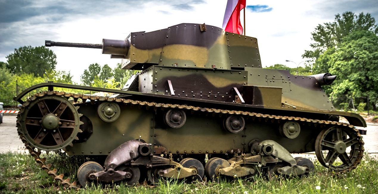 Polskie czołgi