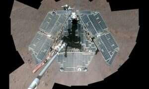 NASA chce odzyskać łazika Opportunity