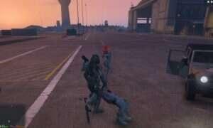 Zagraj Predatorem w GTA V