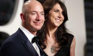 Jeff Bezos uruchomił fundusz filantropijny o wartości 2 miliardów dolarów