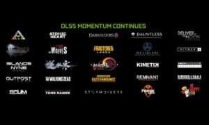 Nvidia rozszerza obsługę DLSS dla 9 kolejnych gier