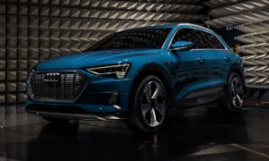 Elektryczny SUV e-tron od Audi zaprezentowany!
