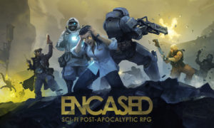 Klasyczny RPG Encased podbija właśnie Kickstartera
