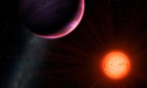 Astronomowie namierzyli nową, gorącą egzoplanetę Wolf 503b dwukrotnie większą od Ziemi