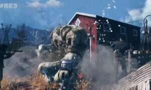 Własność gracza w Fallout 76 i wygląd postaci