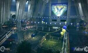 Mechanika spania i dzielenie XP w drużynie w Fallout 76