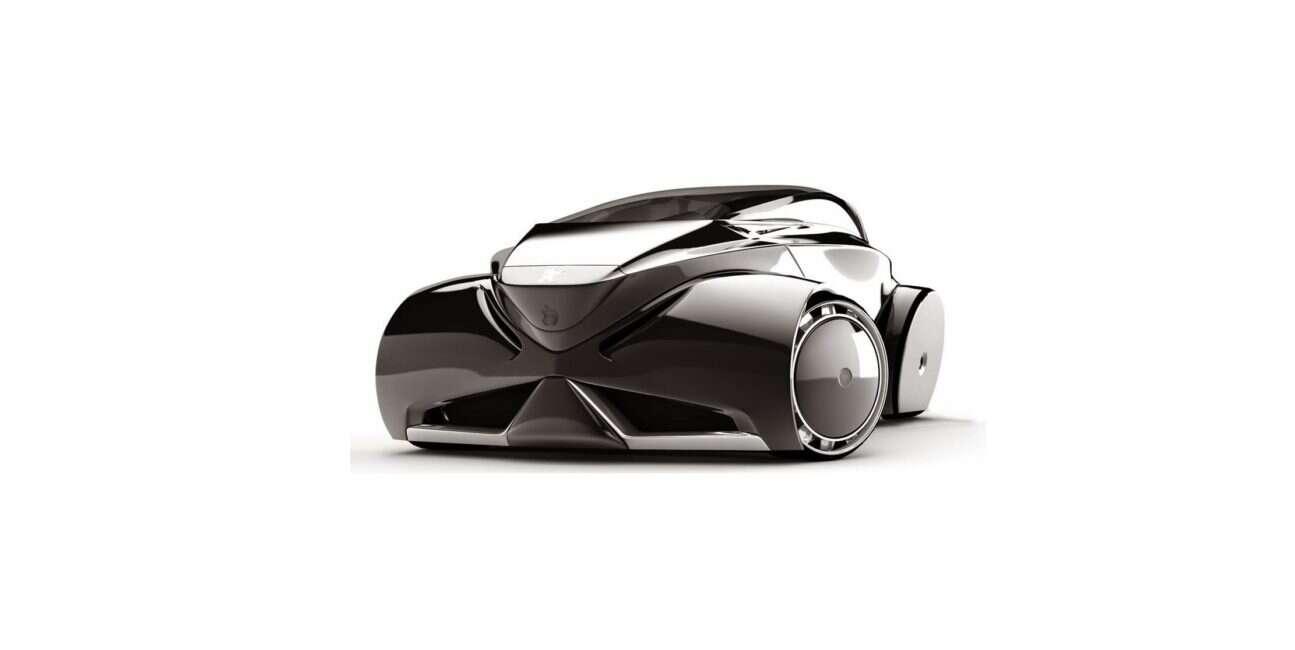 Apple, autonomiczny samochód, wypadek, stłuczka, Lexus, SUV, samochód, moto, technologia, autonomiczny