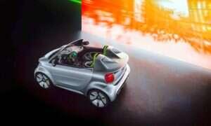 Futurystyczny Smart Forease wkrótce wjedzie na scenę