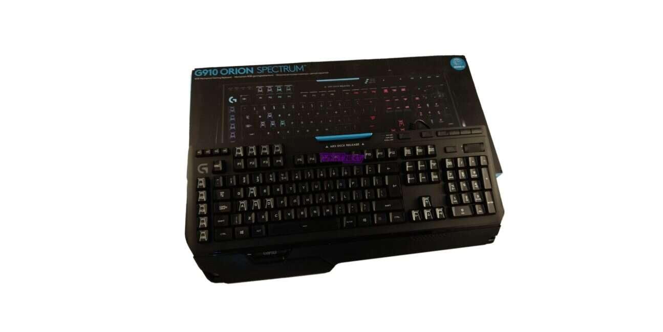 recenzja, G910, Logitech, test klawiatury, test, klawiatura, G-Romer,Orion Spectrum, Orion, Spectrum, G910 Orion Spectrum, opinia, czy warto, wrażenia