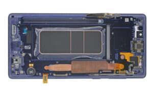 Jak ciężki do naprawy jest Galaxy Note 9?