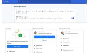 Chrome 70 pozwoli na wyłączenie automatycznego logowania