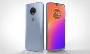 Motorola G7 na pierwszych renderach
