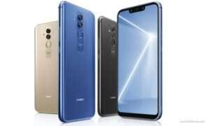 Mate 20 Lite pojawi się w Chinach jako Huawei Maimang 7