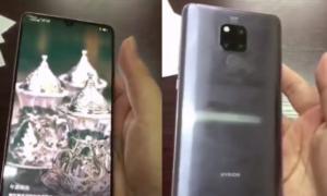 Oto Huawei Mate 20 na najnowszym filmie
