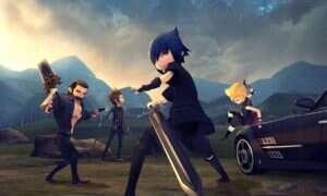 Final Fantasy XV: Pocket Edition debiutuje na kolejnych platformach