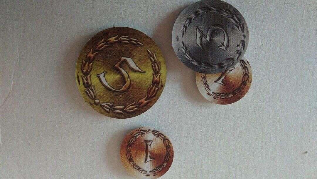 Burano monety