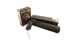 Test myszki Gigabyte M3 i podkładki AMP900