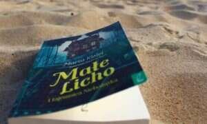 """Marta Kisiel """"Małe Licho i tajemnica Niebożątka"""" – recenzja książki."""