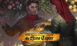 W nowym DLC do Kingdom Come: Deliverance pomożemy kompanowi w miłości
