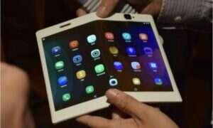 Lenovo w październiku może zaprezentować składanego smartfona