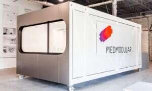 Oto MedModular, modułowa sala dla pacjentów