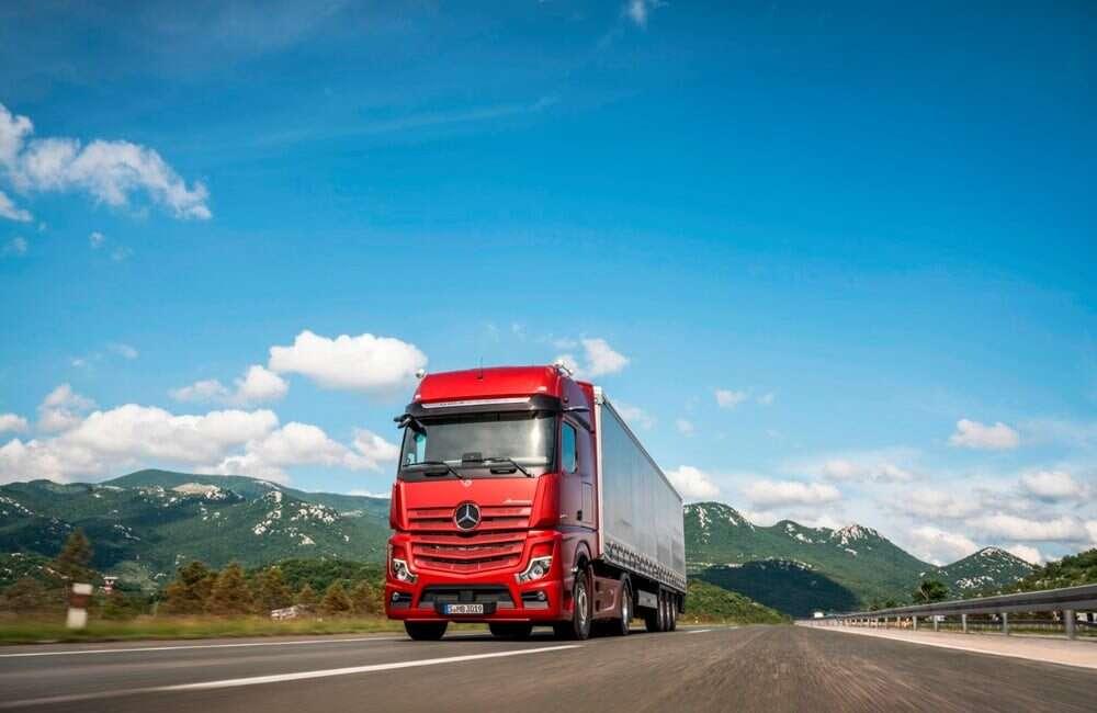 Actros, ciężarówka, samochód ciężarowy, piątej generacji, Actros piątej generacji, Mercedes, Mercedes-Benz