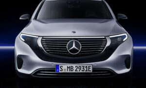 Mercedes rzuca rękawice samochodom Tesli swoim EQC