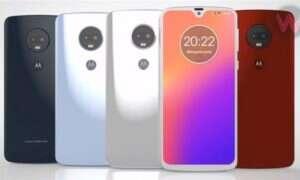 Pojawiły się pierwsze rendery Motorola Moto G7