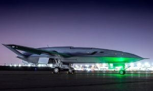 Boeing zbuduje nowe drony MQ-25 Stingray dla marynarki USA