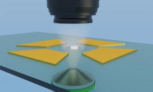 Naukowcy używają światła do kontrolowania nanobotów