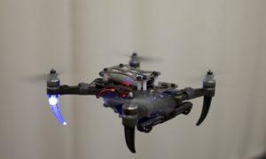Tobii Pro Glasses 2 czyli kontrolowanie drona przy pomocy okularów