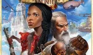 Recenzja gry planszowej BioShock Infinite: The Siege of Columbia