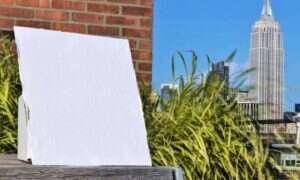 Polimerowa powłoka wykorzystuje pęcherzyki do chłodzenia budynków
