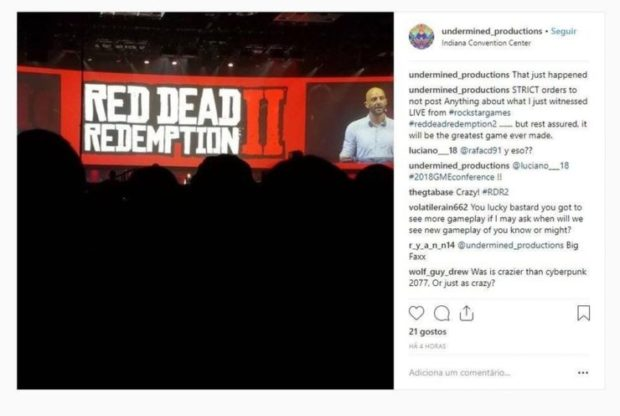 Red Dead Redemption 2, Dead Redemption 2, Red Dead Redemption, RDR, RDR 2, pokaz, gameplay, ocena,