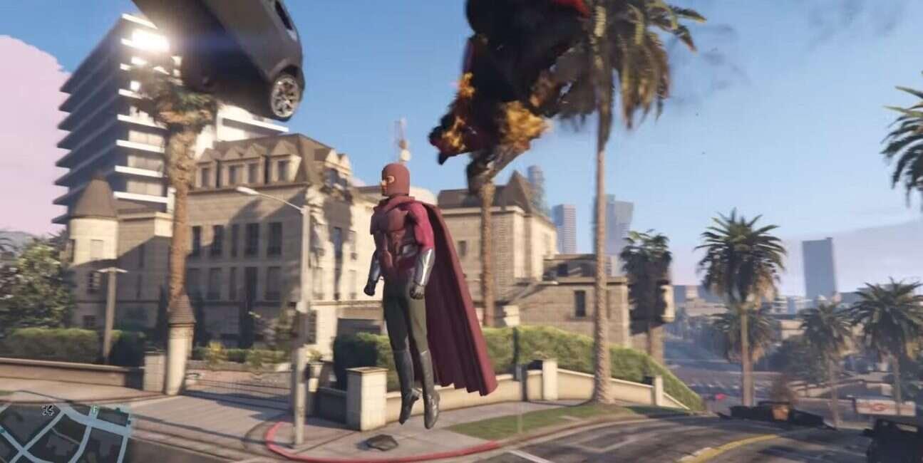 Ten mod do GTA V przemieni Cię w Magneto! - WhatNext pl