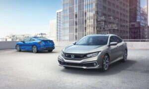 Samochody Honda Civic w 2019 roku